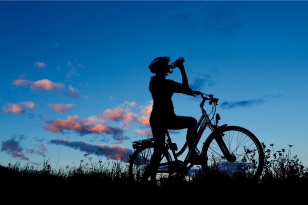 Radfahren im Süden Österreichs